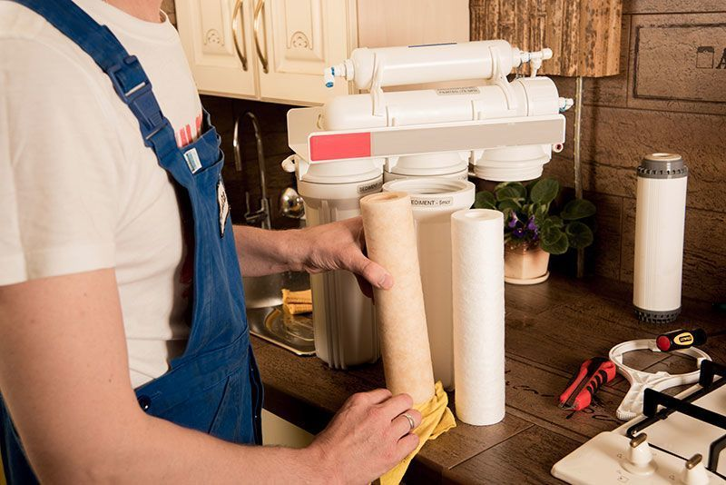 reverse osmosis systems maintenance